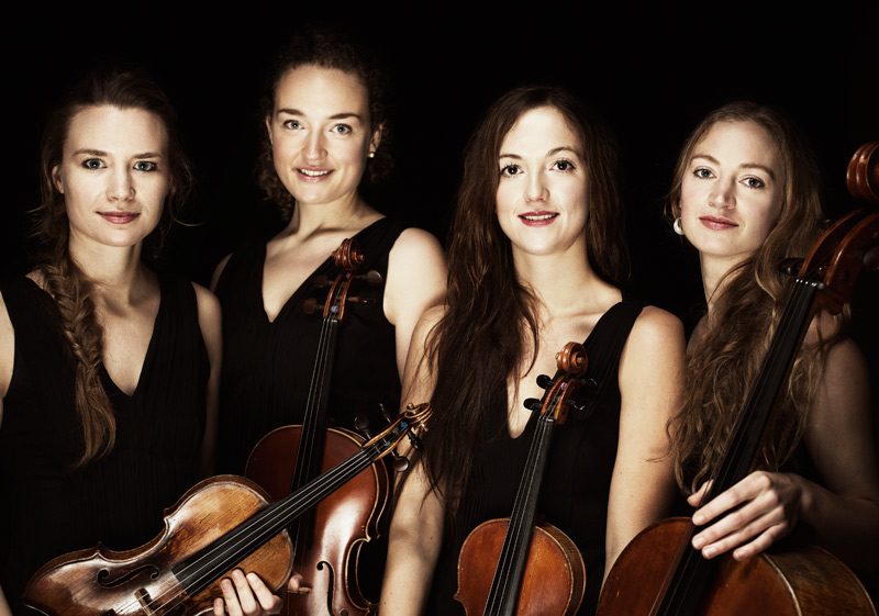 Award-winning quartet ready for new CD release | Dacapo Records